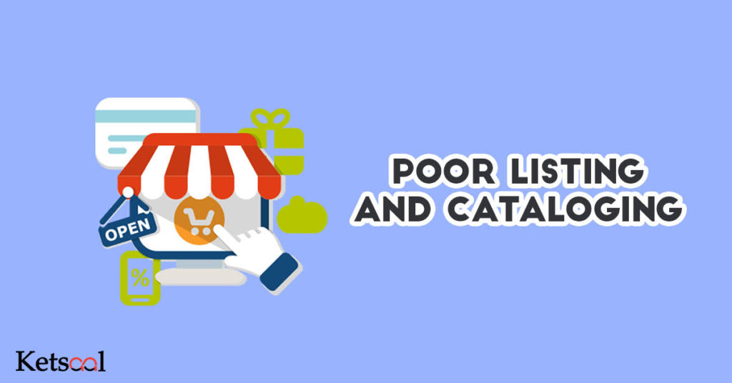 listing and cataloging