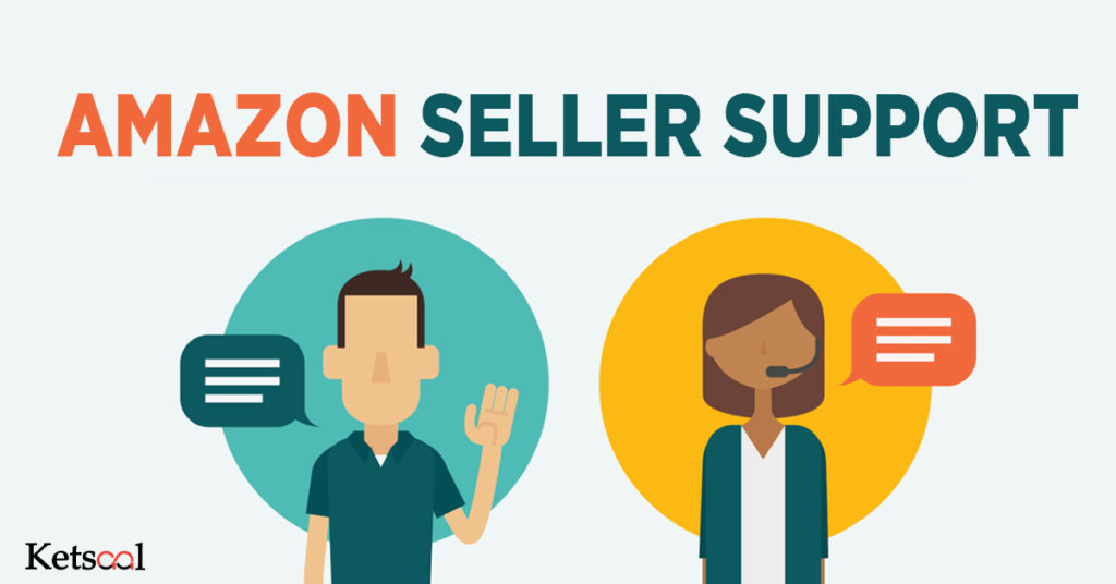 amazon seller support